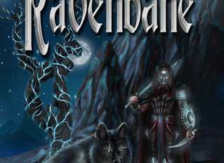 The Legacy of Ravenbane Cover Contest
