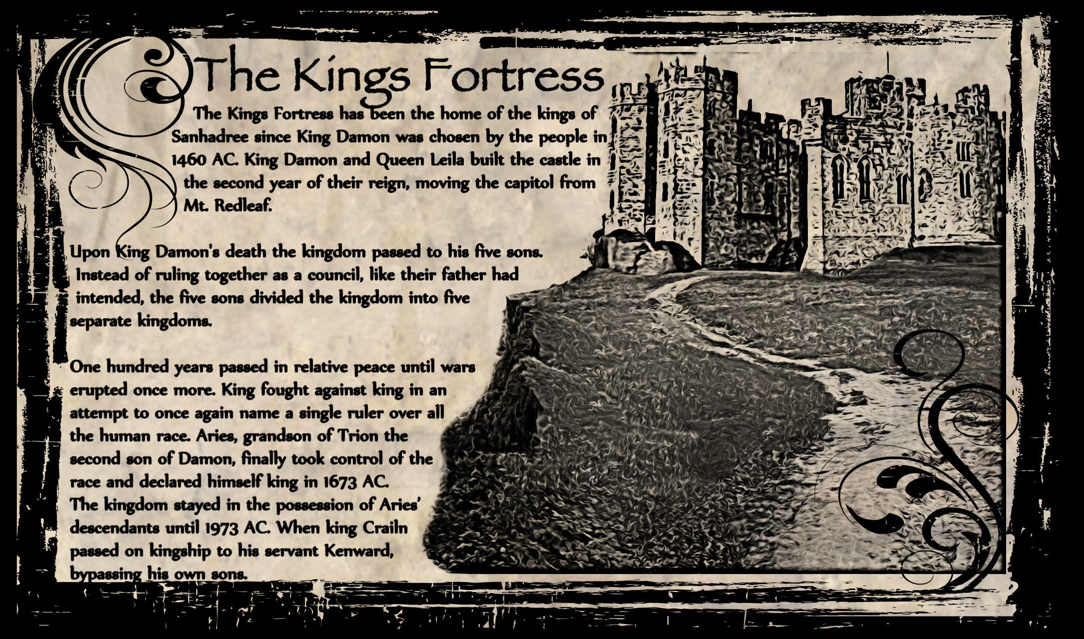 The Kings Fortress