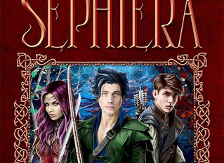 The Varsian Kingdom Series, Book 3: Liberation of Sephiera