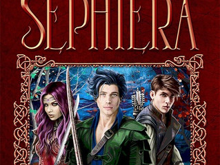 The Varsian Kingdom Series, Book 3: Liberation of Sephiera