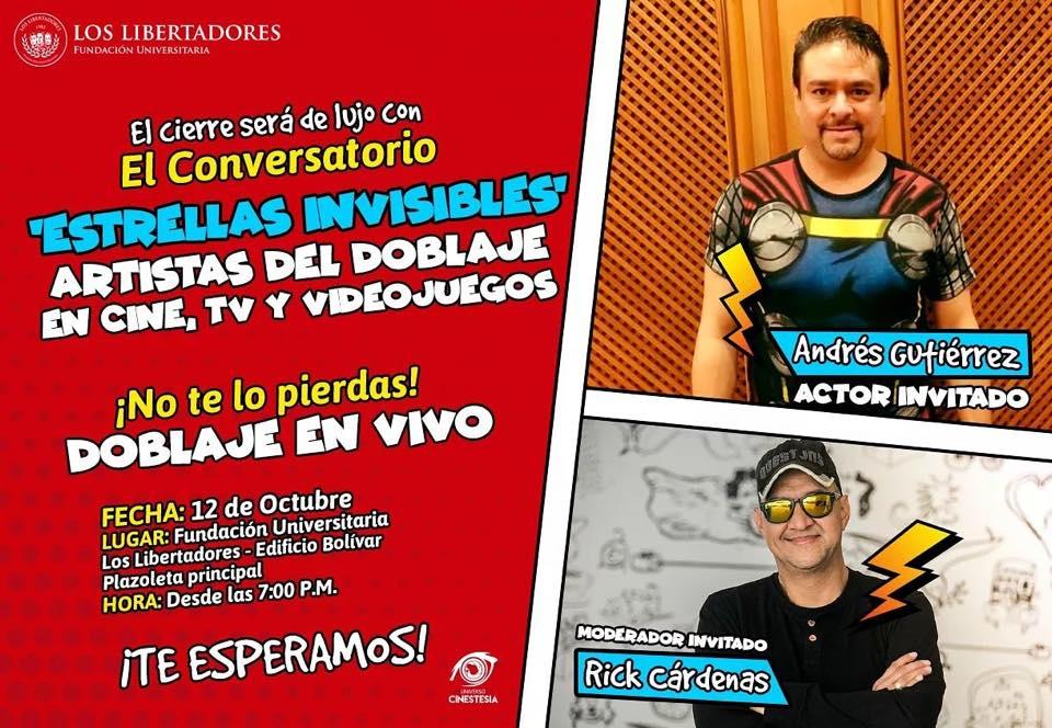 Conversatorio en Los Libertadores