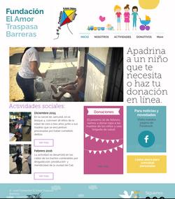 Fundación El Amor Traspasa Barreras