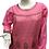 Thumbnail: Custom Made  Pink Dress Size L