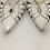 Thumbnail: Jessica Simpson White Slippers Size 10B