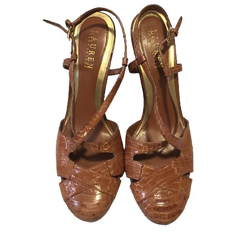 Ralph Lauren Ladies Shoes Size 8.5M