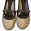 Thumbnail: Crocs Light Brown Shoes Size 9