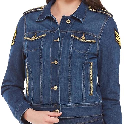 Limited Edition Nygard Denim Jacket Size L/G