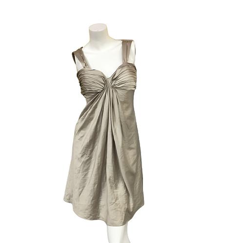 Le Chateau Pleated Dress Size S/P