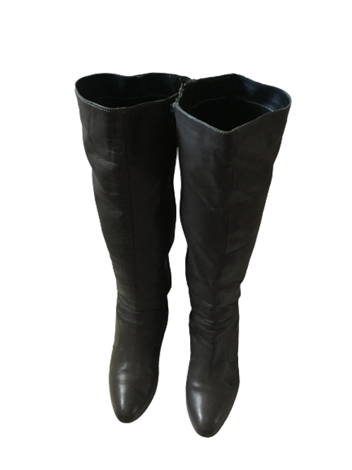 Le Chateau Knee High Boots Size 40