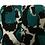 Thumbnail: Cloe Green Short Skirt Size 14