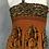 Thumbnail: Majora Orange Dress Size M