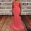 Thumbnail: Jim Hjelm Occasion Dress Size 14