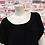 Thumbnail: Blue & Black Open Back Top Size XL