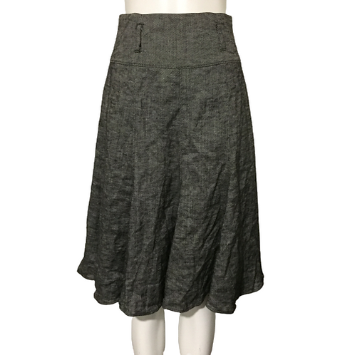 Le Chateau Grey Skirt Size XS