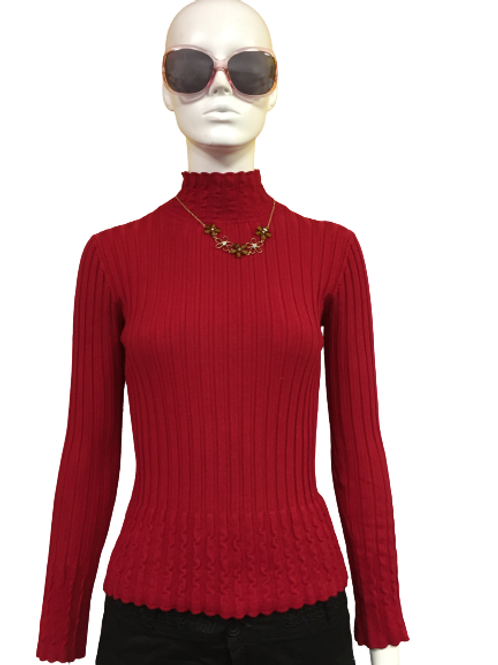 VEX Collection Red Sweater Size S