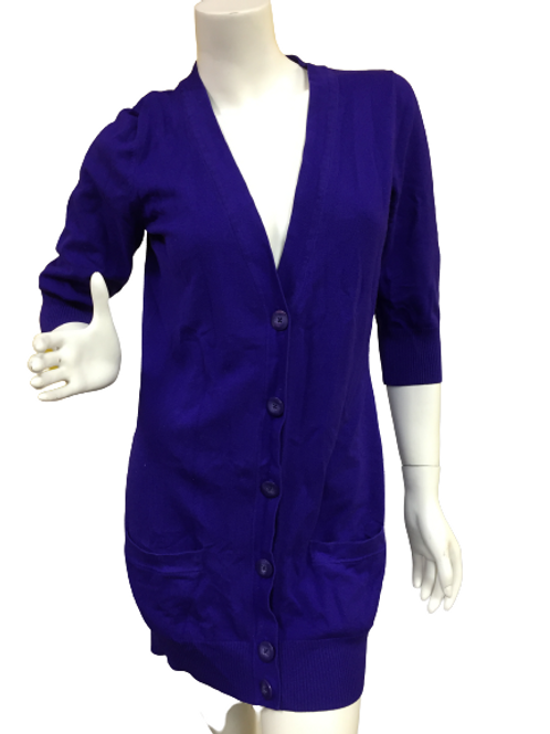 RW & CO Purple Top Size L/G