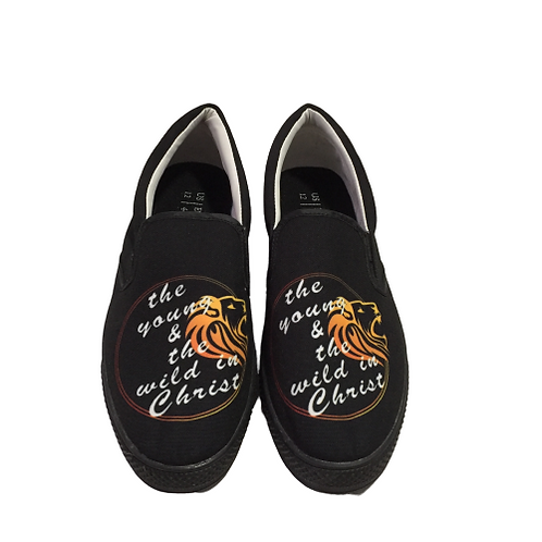 The Young & The Wild In Christ Size 12