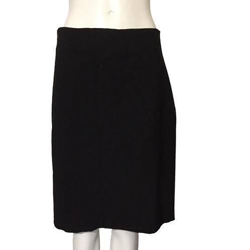 Le Chateau Black Skirt  Size 13-14