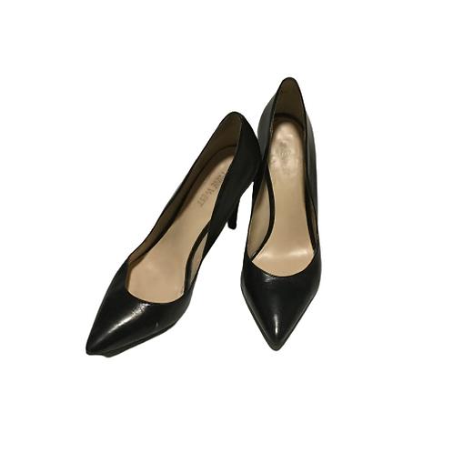 Nine West Black Heels Size 8.5M