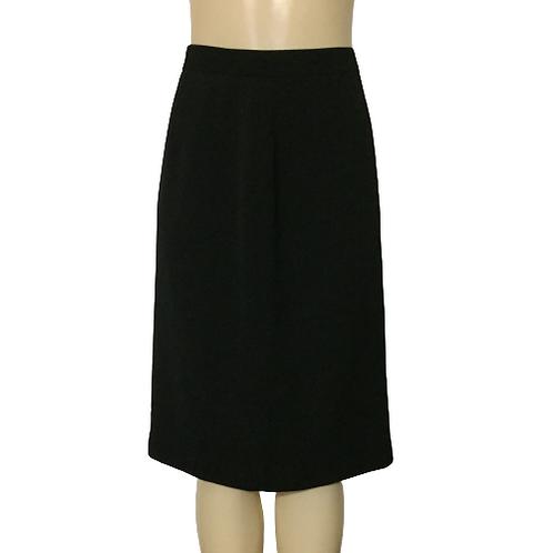 Jones Basics Black Skirt Size XL