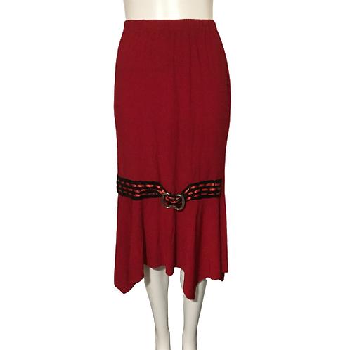 Jabi Red Shirt Size XL