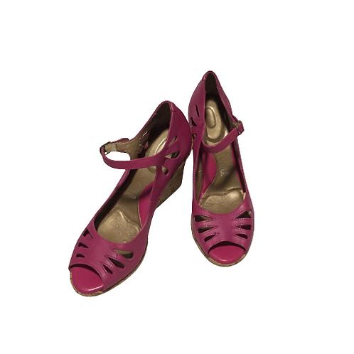 Flex System Pink Shoes Size 9