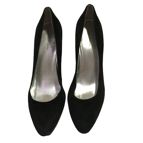 Vianni Collection Black Heels Size 10M