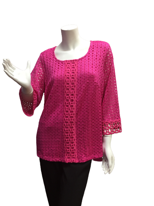 Tanjay Pink Top Size M