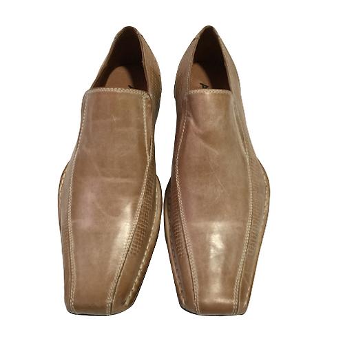 Aldo Men's Tan Dress Shoes Size 39