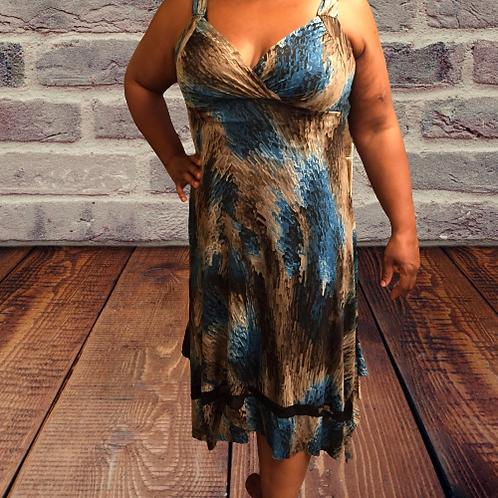 Papillon Dress Size L