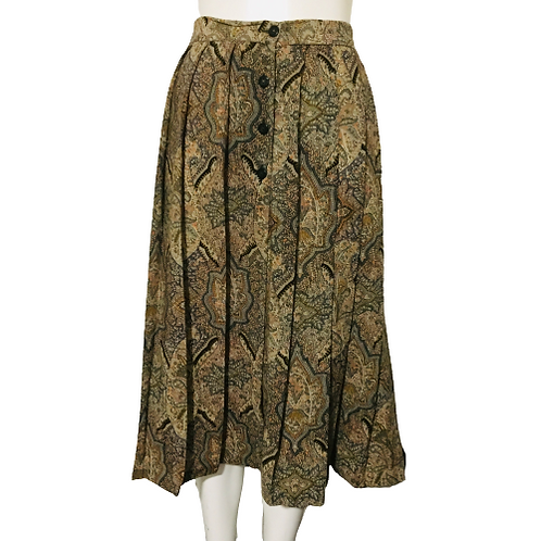 Ben Nevis Floral Skirt Suit Size 12