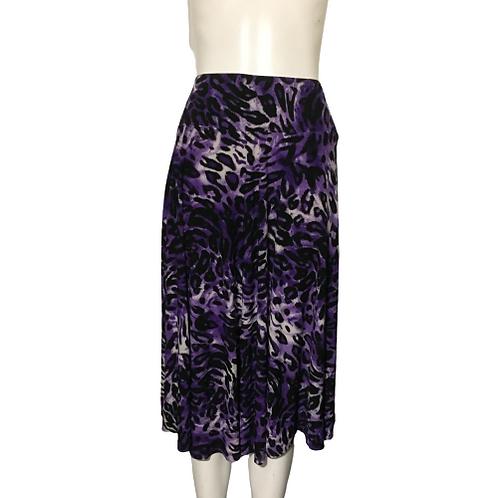 Tanjay Purple Skirt Size 10