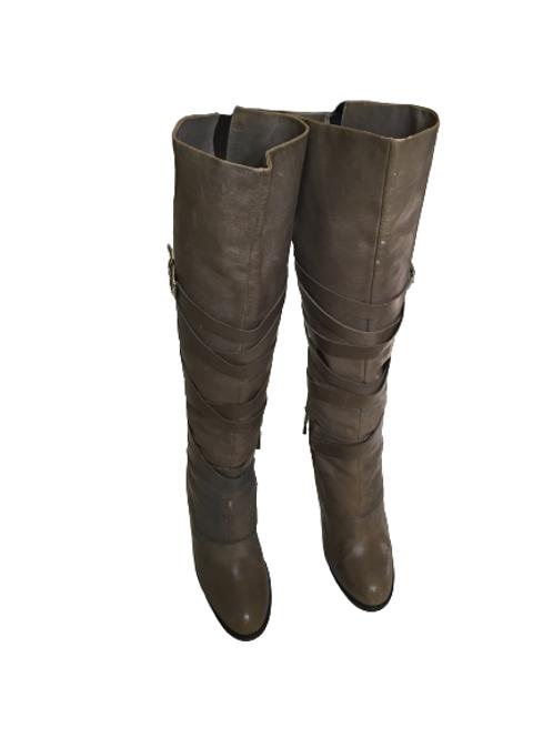 Michael Kors Knee High Boots Size 10M