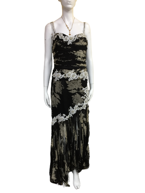 Todays Designer Dress Size 22