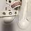 Thumbnail: Shein Ladies White Sneakers Size 9