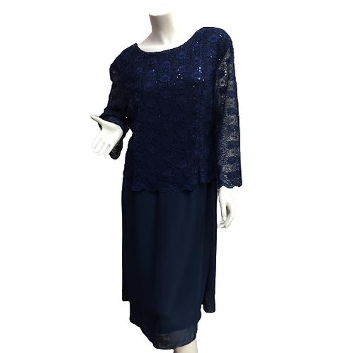 Sally Women's Dress Size 2XL
