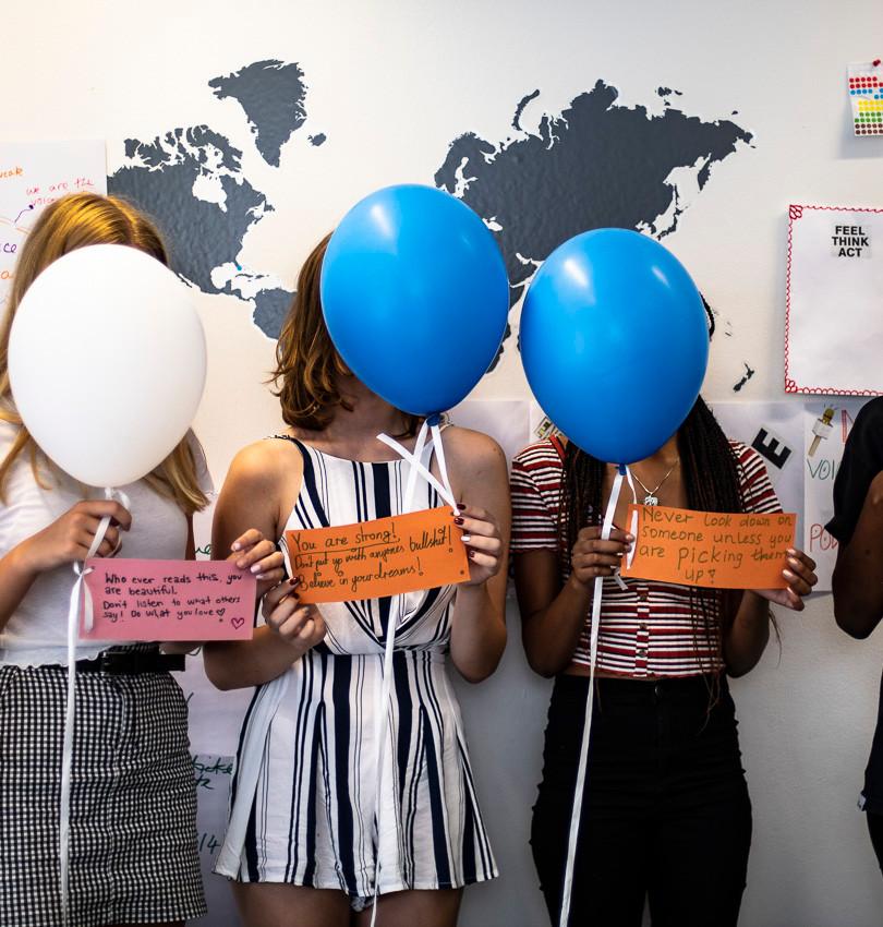 Girls empowerment camp berlin