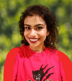 """Khyati """"Rosita"""" Shah"""