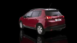 Peugeot 2008 360 degree