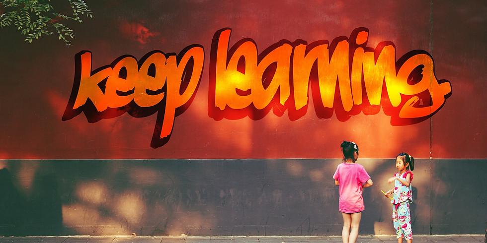 新春ラーニングバー 今年の学びの抱負を語ろう