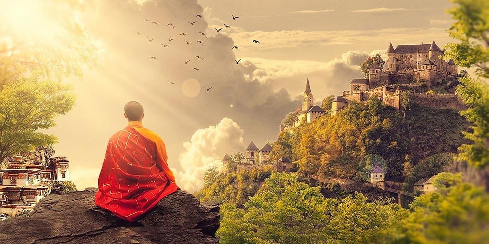 <オンライン開催>仏教は、進化心理学が明かにした人間の本性を乗り超えさせられるか?