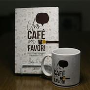 Livro - Um Café por Favor!