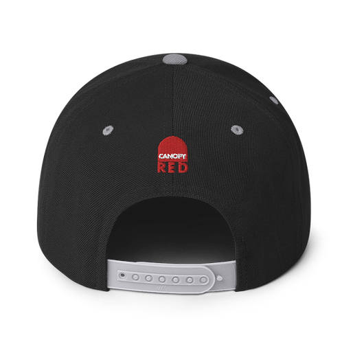 Snapback CanopyRed Edition