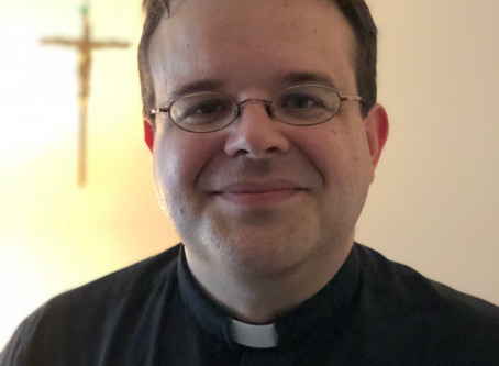 From the Pastor's Pen - Welcome Fr. Nickolai
