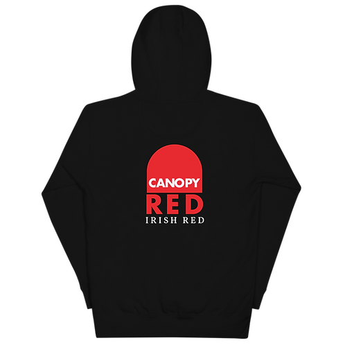 Canopy Red Hoodie