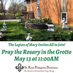 Pray the Rosary!