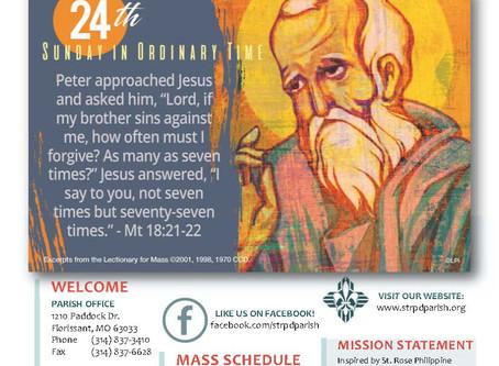 From the Desk of Fr. John Nickolai