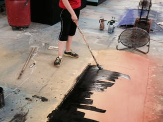 Summer Technical Intensive:  Scenic Art and Drop Painting