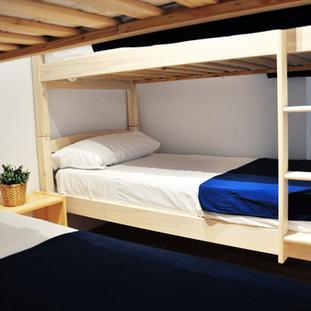Quodruple Room with Balcony