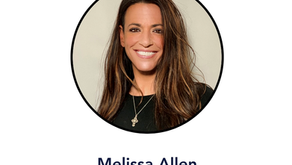 Welcome Melissa Allen!